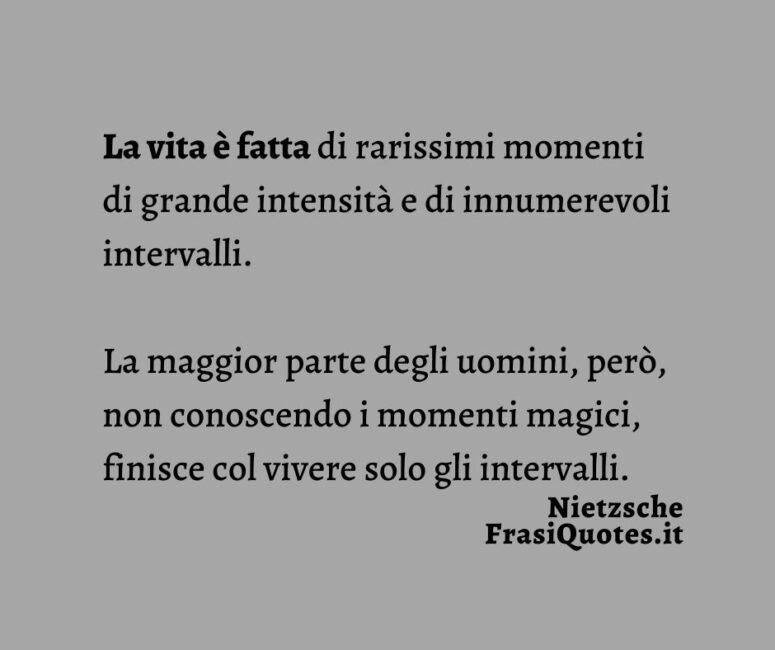 Citazioni sulla vita _ Frasi Nietzsche