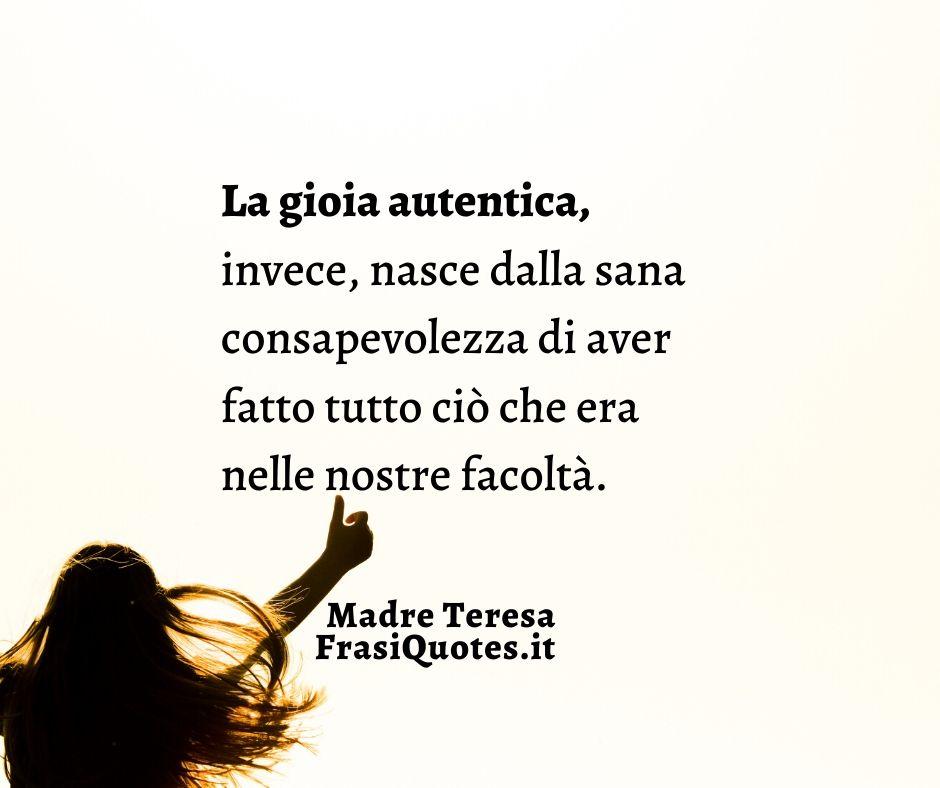 Frasi Madre Teresa   Frasi Belle   Frasi Tumblr sulla Gioia