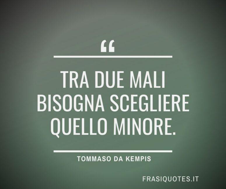 Citazioni Latine Famose di Tommaso da Kempis