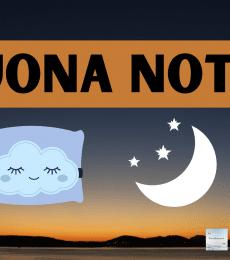Buonanotte 22 settembre 2021 -  A domani con altre Frasi sulla buonanotte