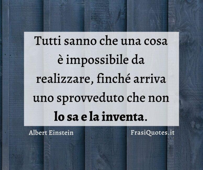 Frasi sulla vita Albert Einstein