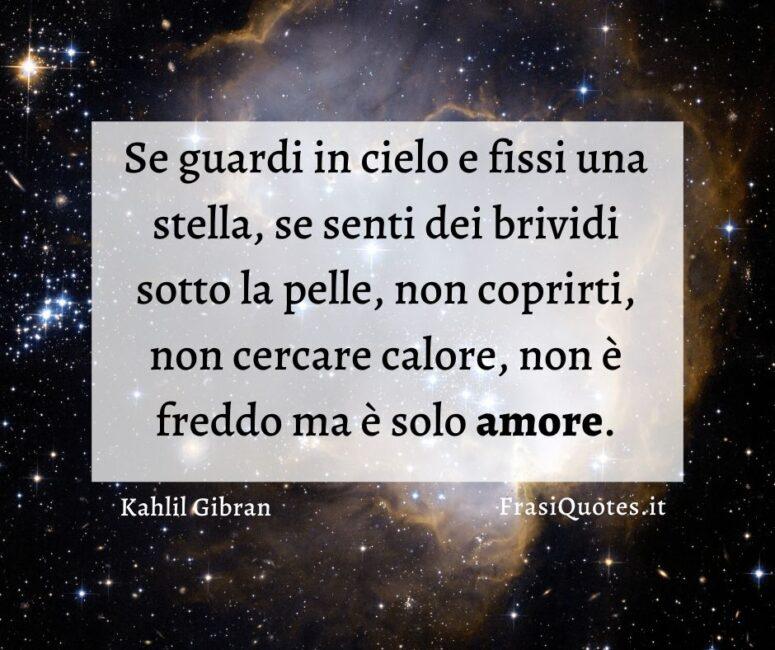 frasi belle amore Kahlil Gibran