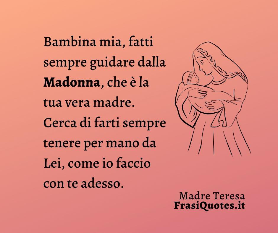 Frasi Madre Teresa   Frasi belle sulla vita