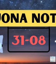 Buona Notte 31 agosto 2021 - Frasi Buona serata
