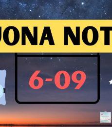 Buonanotte 6 settembre 2021 - Frasi Buona serata