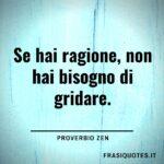 Proverbio Zen   Frasi Sagge