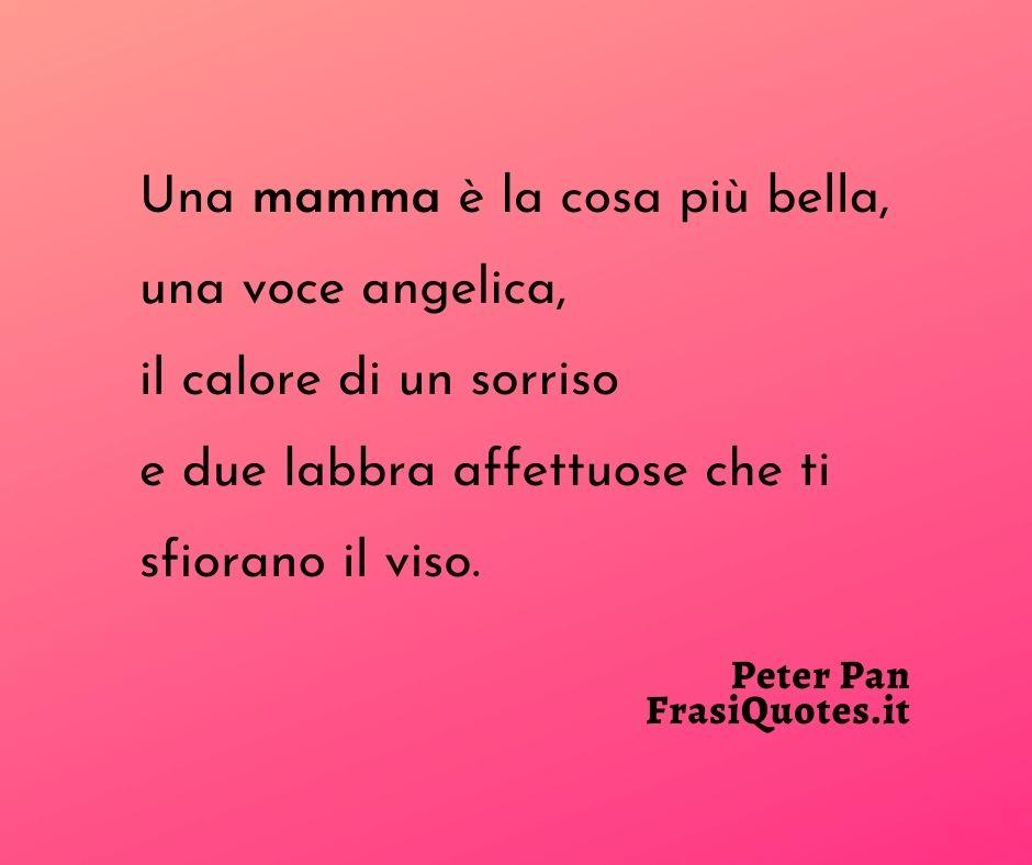 Frasi Mamma   Frasi di Peter Pan