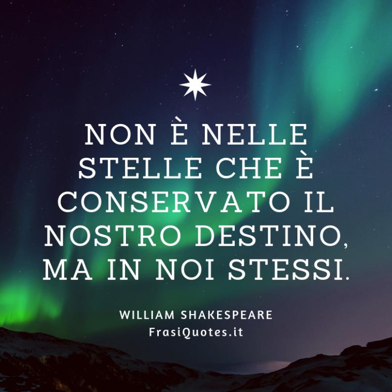 Citazioni sulla Vita - William Shakespeare