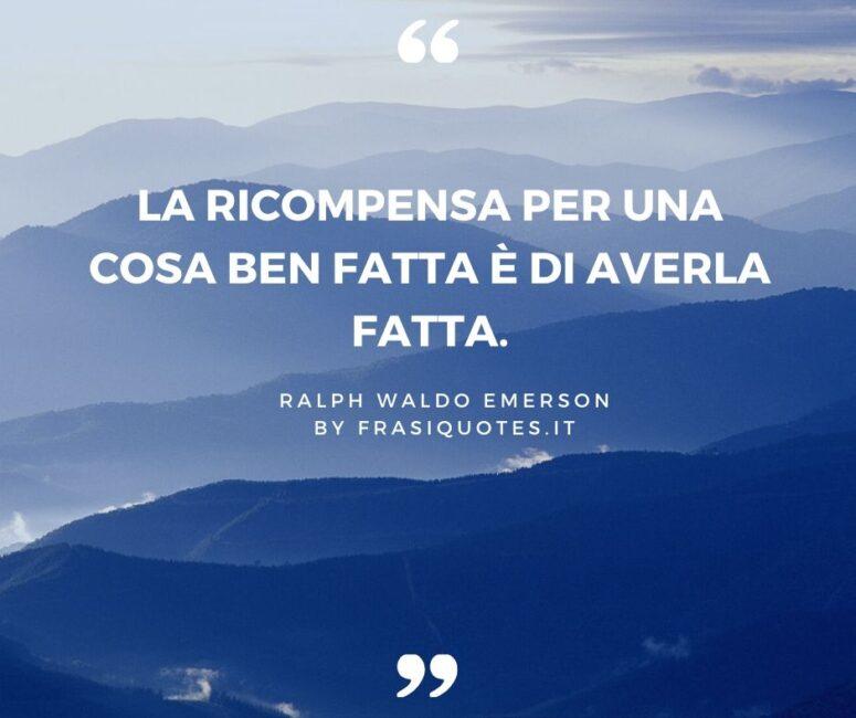 Emerson | Frasi Filosofiche