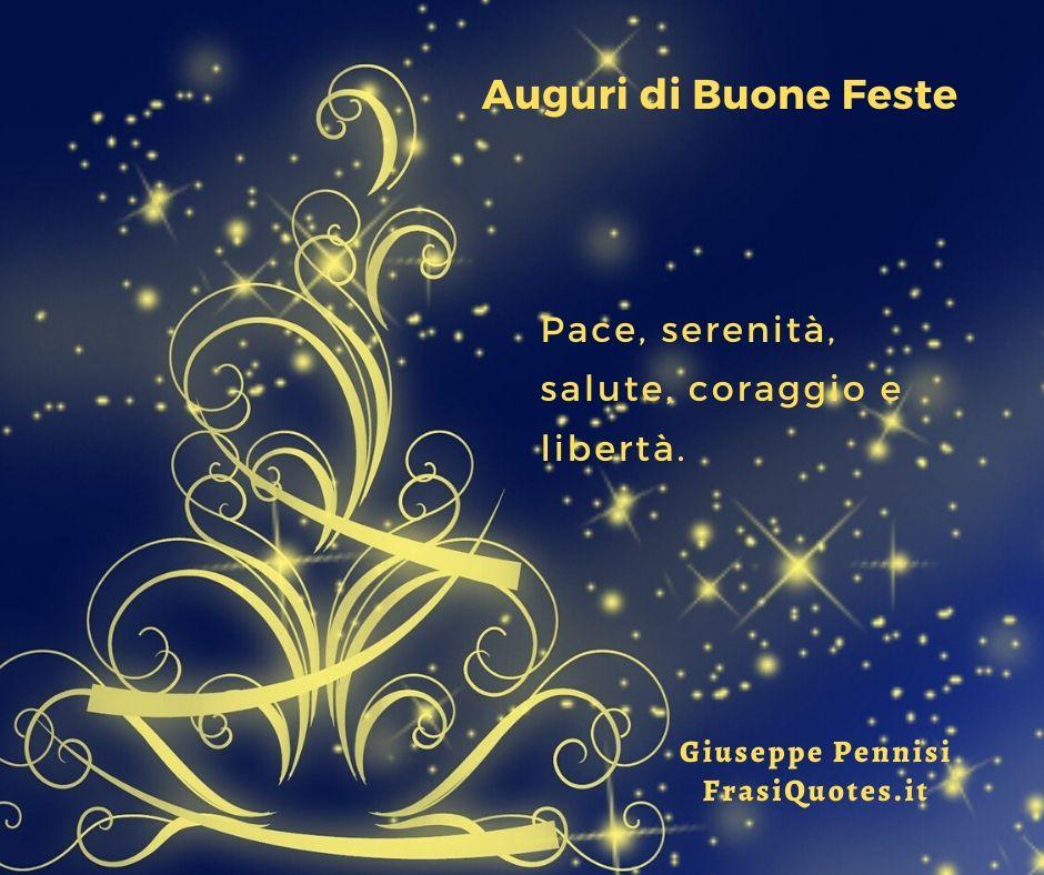 Auguri di Buone Feste | Buon Natale | Felice Anno Nuovo