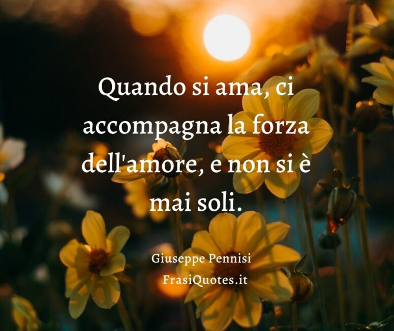 Frasi amore Giuseppe Pennisi