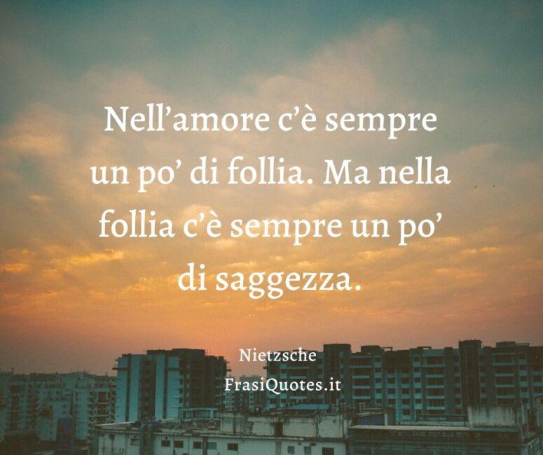 Frasi amore Nietzsche