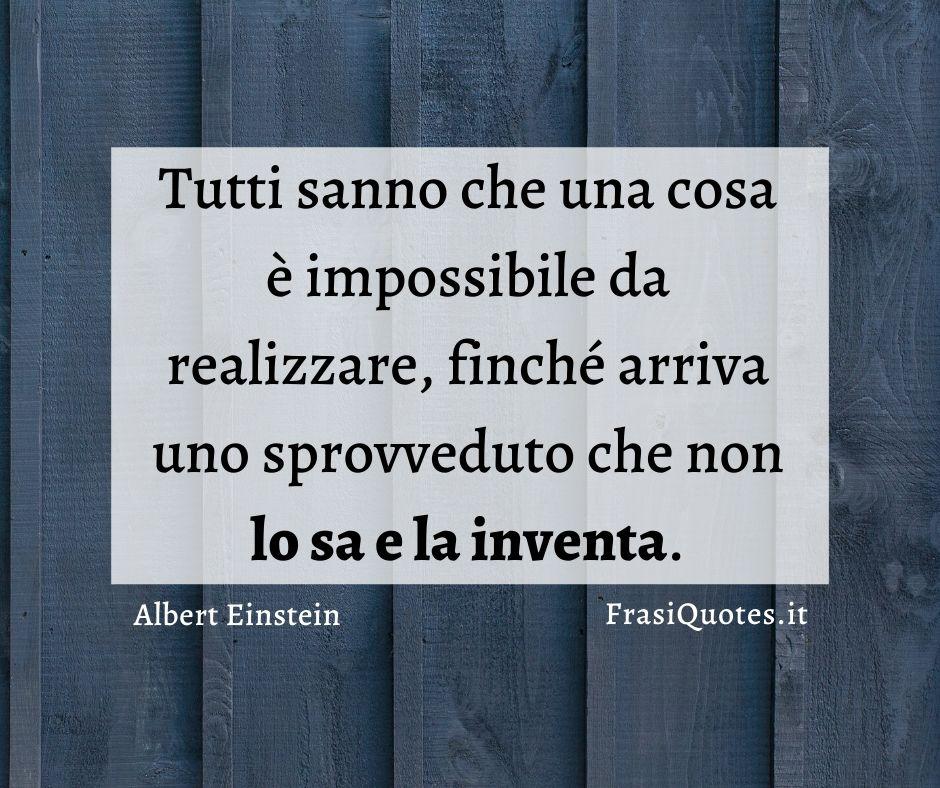 Albert Einstein | Frasi sulla vita
