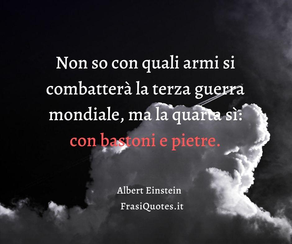 Albert Einstein | Frasi sulla vita | Frasi Guerra mondiale #IranAttacks 2020