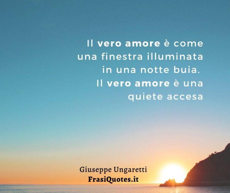 Giuseppe Ungaretti _ Frasi Poetiche