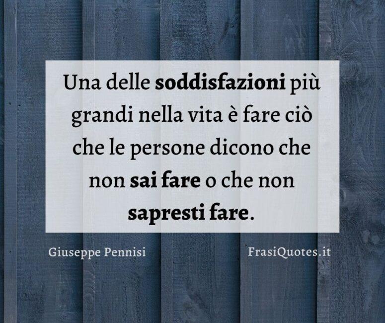 frasi Giuseppe Pennisi
