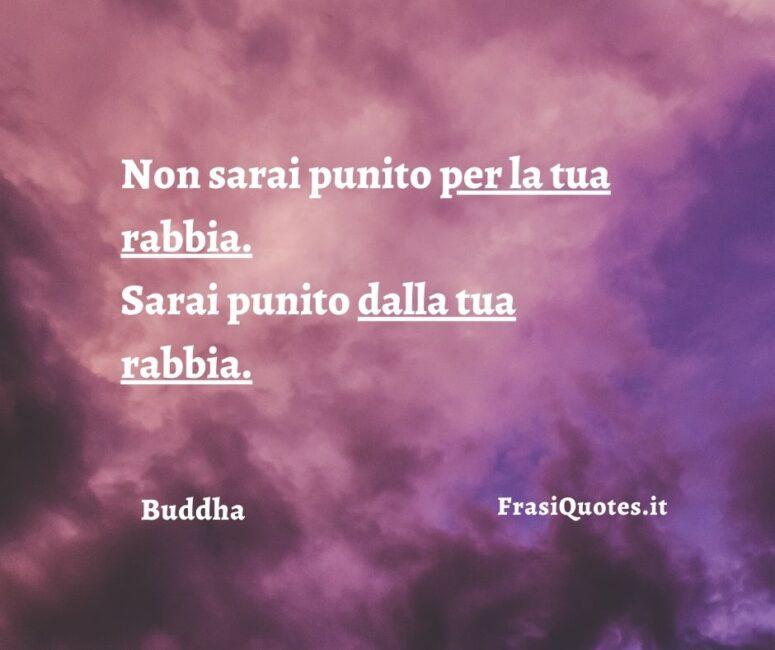 Buddha _ Frasi sulla rabbia