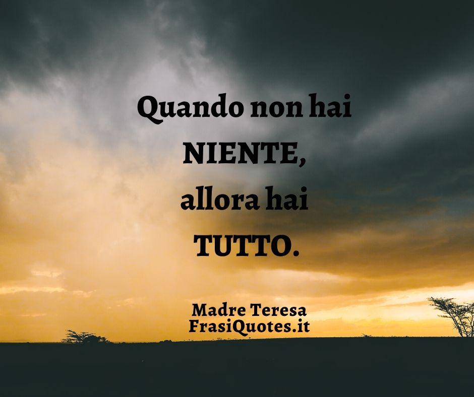 Frasi Madre Teresa Frasi Belle Sulla Vita Frasi Sulla Vita