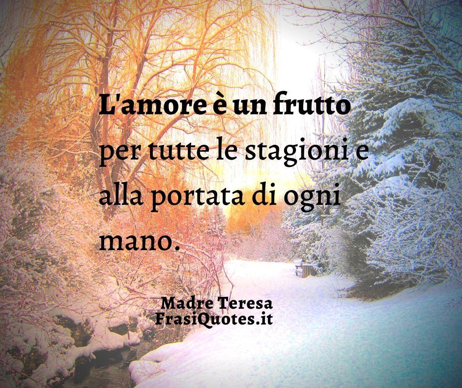Frasi Celebri Madre Teresa Frasi Amore Frasi Tumblr Frasi