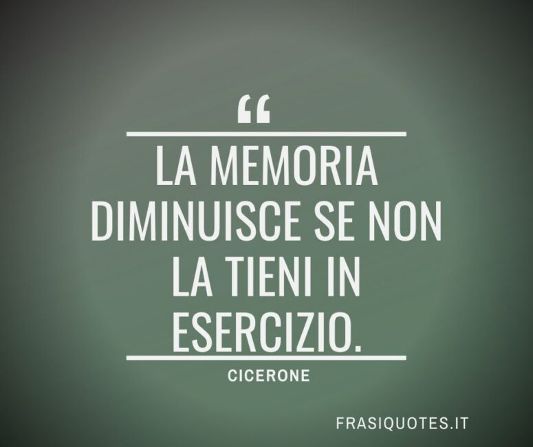 Cicerone Frasi Sulla Vita