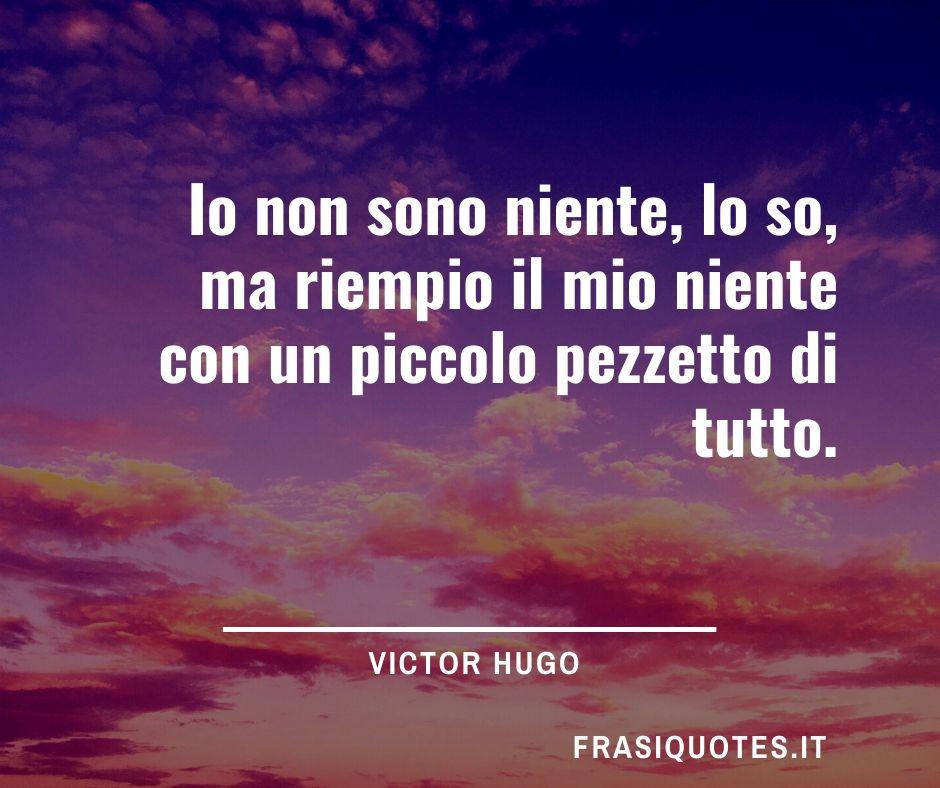 Frasi poetiche Victor Hugo | Frasi per post Instagram | Frasi con immagini