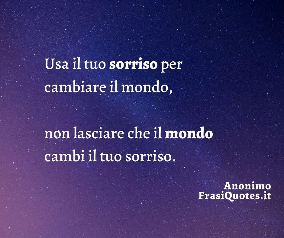 Frasi Sul Sorriso Frasiquotes It