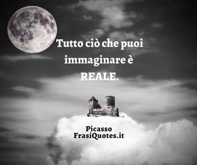 Frasi sull'immaginazione e realtà