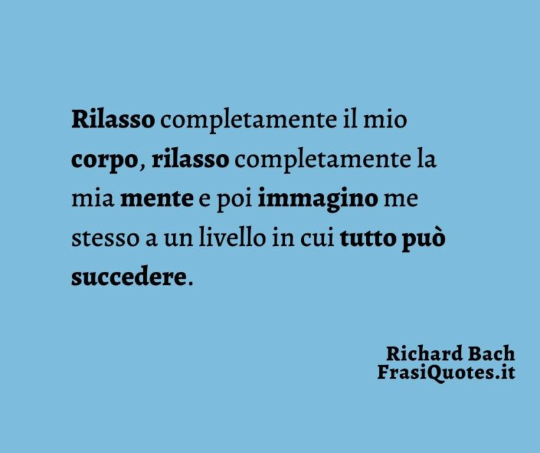 Richard Bach _ Frasi per post su Instagram 3