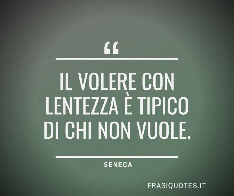 Seneca Citazioni Belle sulla motivazione
