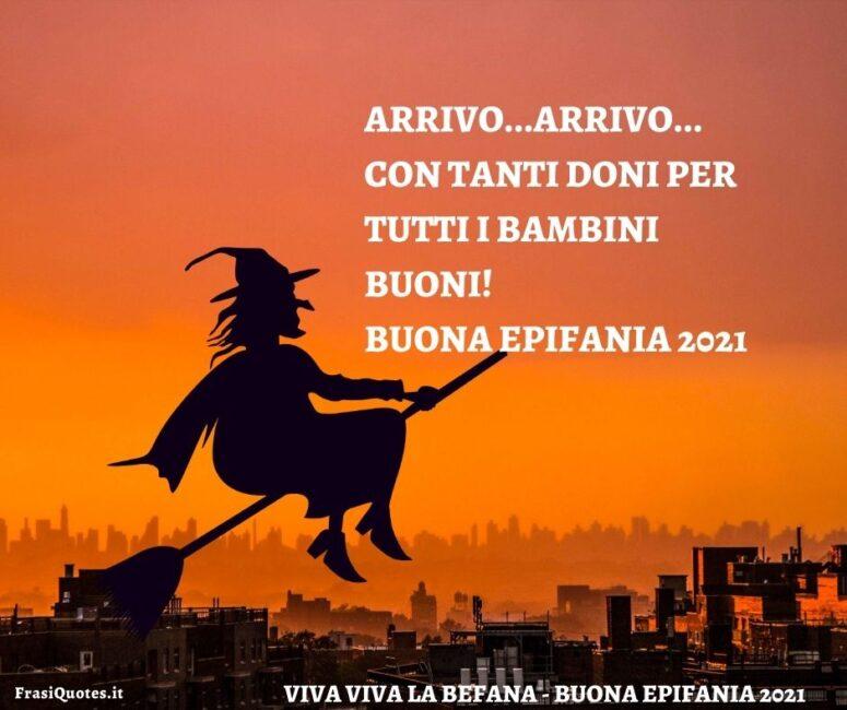 Citazioni Buona Epifania 2021 _ Immagini Befana