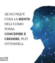 Frasi celebri Motivazionali | Frasi Napoleon Hill