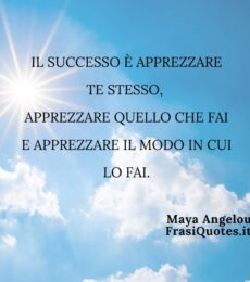 Frasi profonde sul successo   Frase del giorno sulla vita
