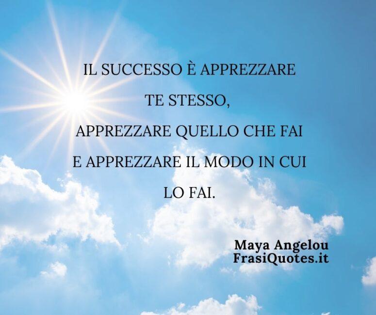 Frasi profonde sul successo _ Frase del giorno sulla vita