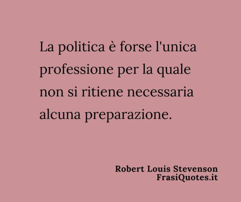 Frasi sulla politica _ Frasi sulle professioni