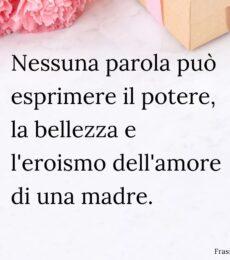 Frasi belle per la mamma brevi tumblr